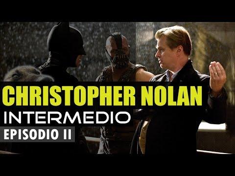(Podcast) INTERMEDIO EP2: Analizando a CHRISTOPHER NOLAN