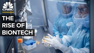 How BioNTech Used Caฑcer Research To Create Its Covid Vaccine