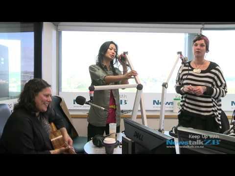 ZBTV: Anika Moa, Boh Runga and Hollie Smith