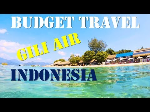 GILI AIR | BUDGET TRAVEL TIPS | REEF REGENERATION | Travel Vlog 90