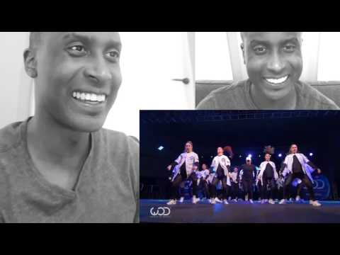 Royal Family | FRONTROW | World of Dance Los Angeles 2015 | #WODLA15 Reaction Video!