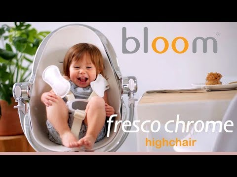 Bloom Fresco Highchair Lifestyle – Direct2Mum