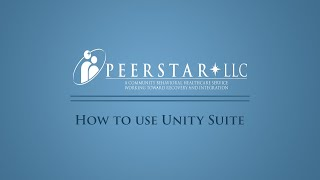How to use Unity Suite