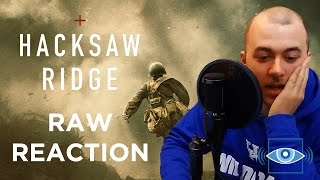 Hacksaw Ridge RAW REACTION