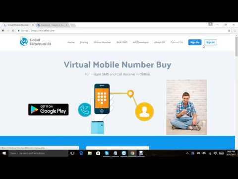 Free Virtual Mobile Numbers: Receive SMS Online for FREE