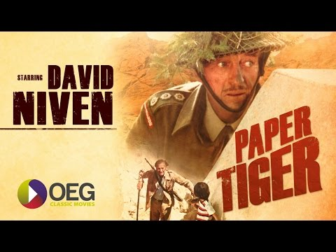 Paper Tiger 1975 Trailer