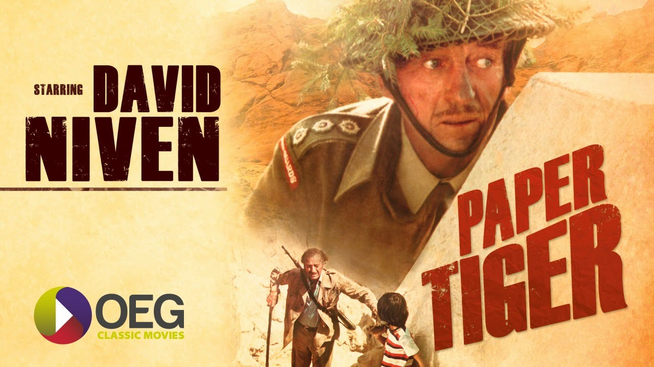paper tiger 1975 trailer youtube