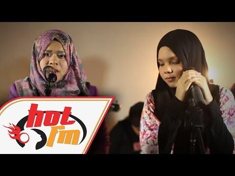 HANI & ZUE - BIAR (LIVE) - Akustik Hot - #HotTV