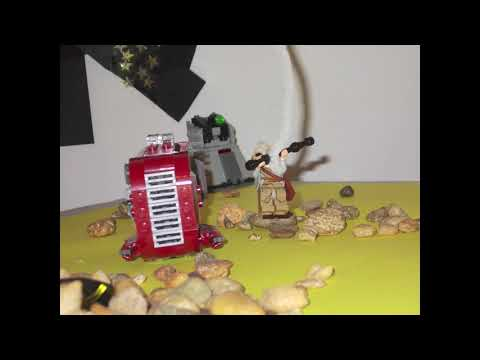 Animacja LEGO Walka o Jakku, Mateusz Szymański, Jan Jodzis, Michał Jodzis