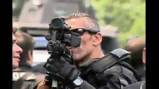 Atirador de elite acerta bandido em fuga RJ