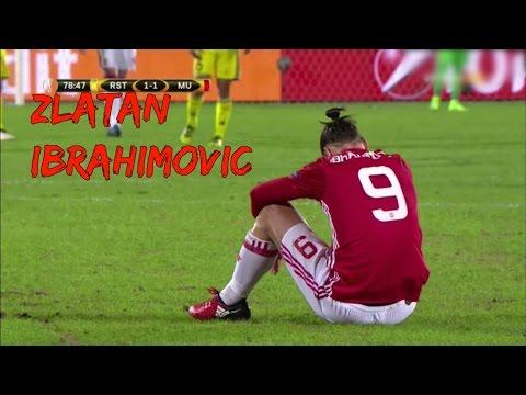 Zlatan Ibrahimovic ● Manchester United 2017