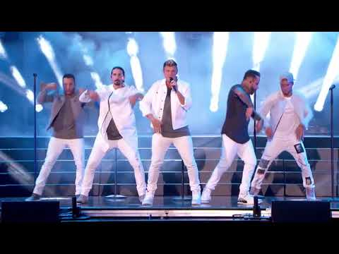Don't Go Breaking My Heart - Backstreet Boys at Wango Tango