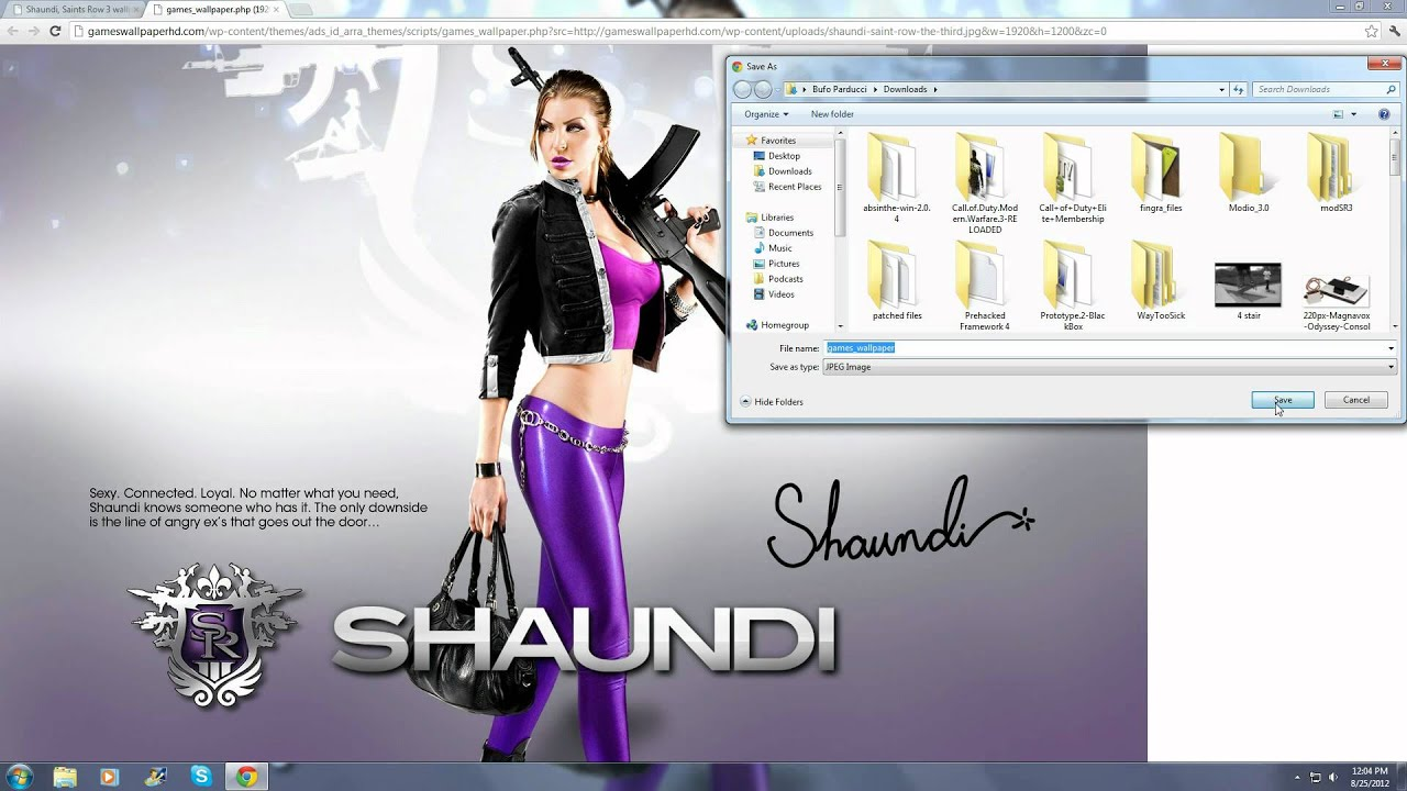 Saints Row 3 Shaundi Real Life