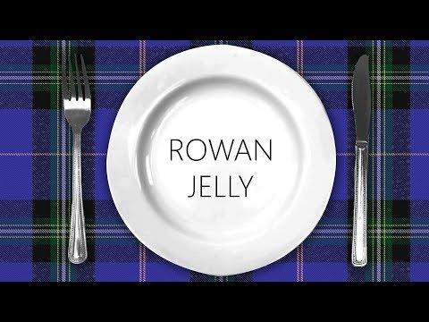 Scot Scran - Rowan Jelly