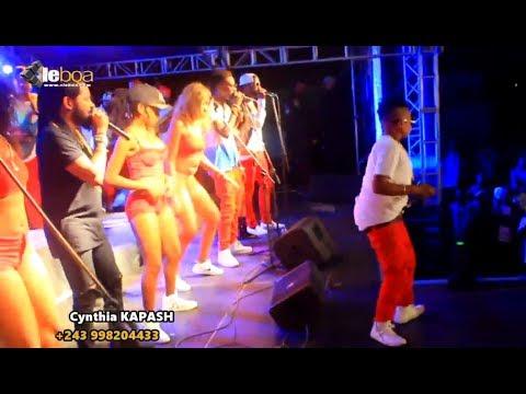Concert FIKIN 2017 FERRE GOLA : chant ya ILUNGA ebuki foire + suka na ambiance