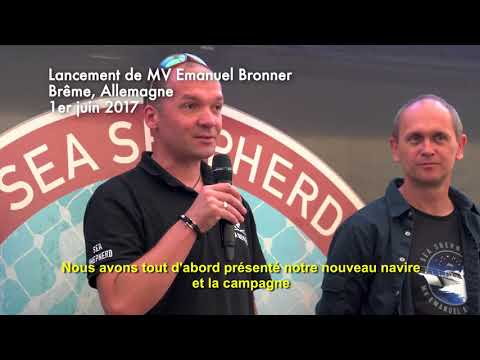 Protect Our Oceans: Dr. Bronner's & Sea Shepherd (with French subtitles)