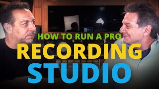 Recording Studios: How to Build & Run a Pro Studio [at Westlake Studios]