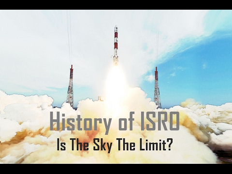 Amazing History of ISRO (Indian Space Research Organisation) | When the Underdog Becomes the Top Dog