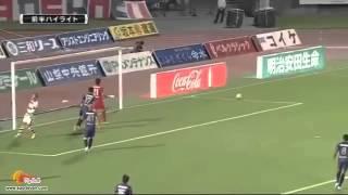 ヴァンフォーレ甲府 FC東京 0-1 ハイライト Ventforet Kofu vs FC Tokyo...