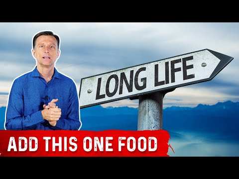 Key Food to Extend Your Lifespan by 5 Years