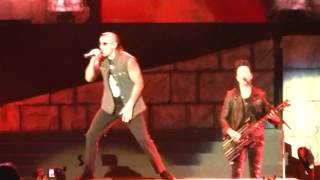 "AVENGED SEVENFOLD - SHEPHERD OF FIRE - ""LIVE"" ROCKSTAR MAYHEM 2014 SAN BERNARDINO CA 7-5-2014"
