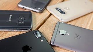 10 điện thoại mạnh nhất thế giới hiện nay theo Antutu