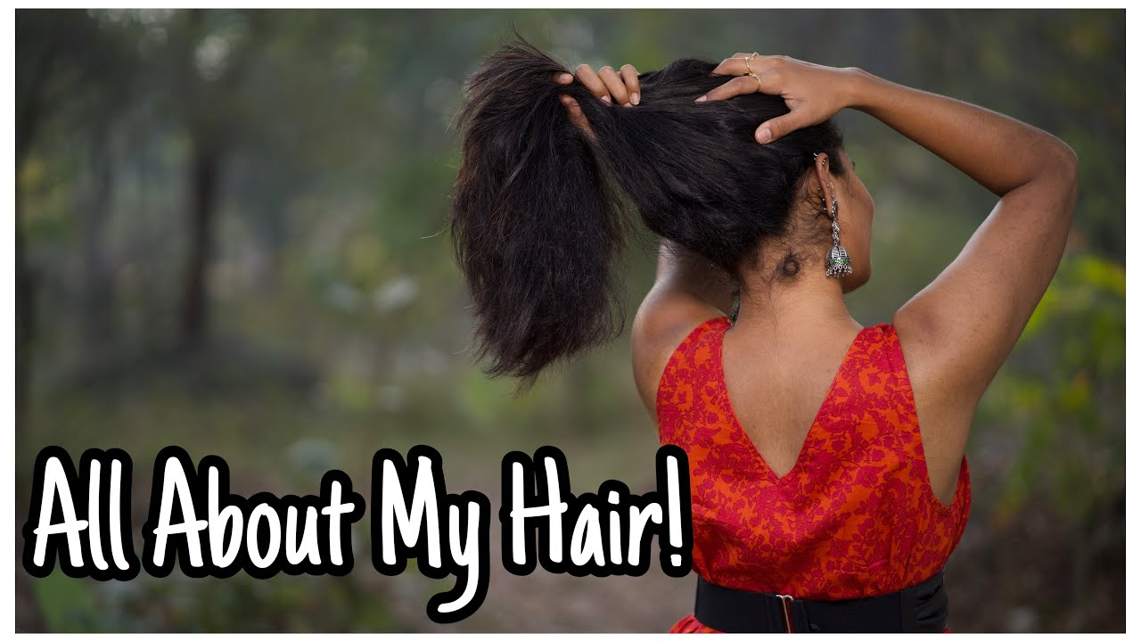 All About My Hair 2.0 | Products I Use For My Hair | nayalooks | Navya Varma