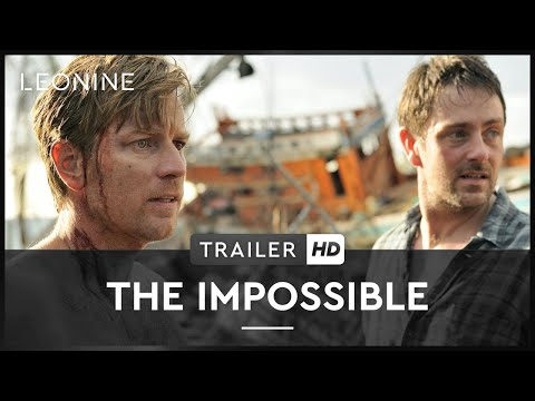 THE IMPOSSIBLE | Trailer | Deutsch
