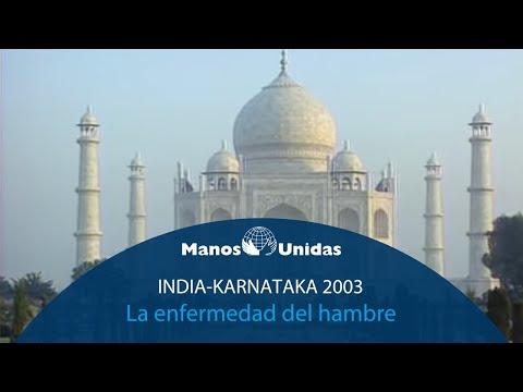 2003 India Karnataka La enfermedad del hambre - Pueblo de Dios TVE y Manos Unidas