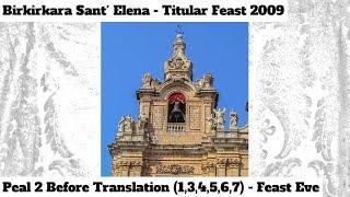 Mota 2 (2009 - 1,3,4,5,6,7) - Birkirkara Sant' Elena - Festa Ttulari - 4/6 Qnieoen / 31