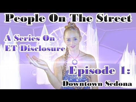 PEOPLE ON THE STREET EP 1 | ET DISCLOSURE, UFOS, LIFE BEYOND EARTH