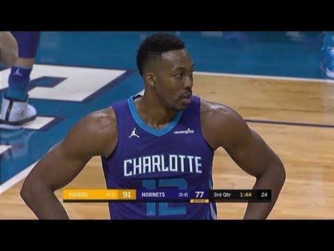 Indiana Pacers vs Charlotte Hornets Full Game Highlights / April 8 / 2017-18 NBA Season