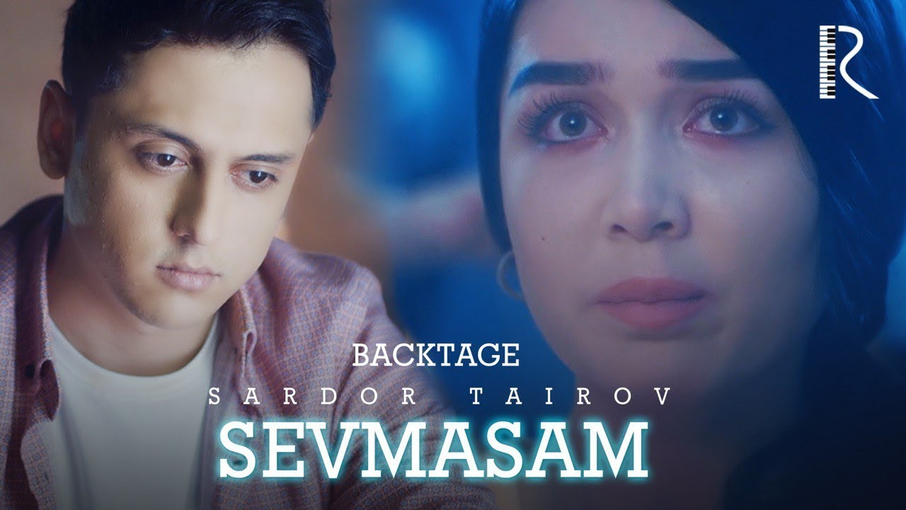 Sardor Tairov - Sevmasam | Сардор Таиров - Севмасам (Backstage) #UydaQoling
