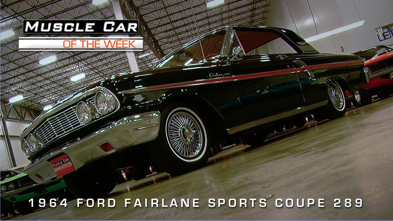 Muscle Car Of The Week - Ford