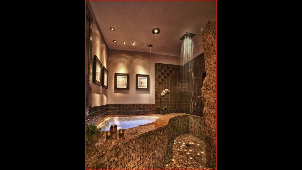 dream bathroom designs luxurious showers spa like bathrooms youtube - Luxury Tile Showers
