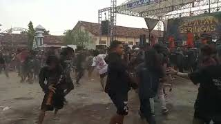 Konser Punk UnderGround jawabali
