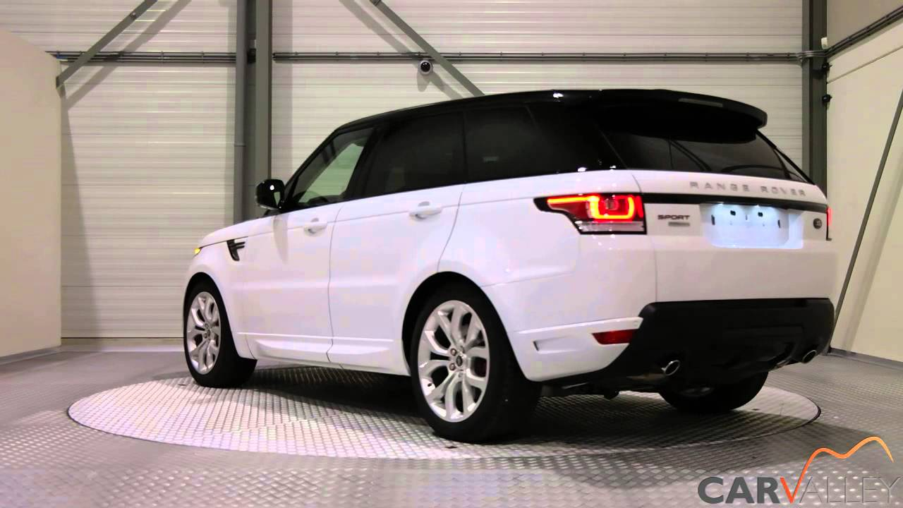 land rover range rover sport 4 4 sdv8 autobiography youtube. Black Bedroom Furniture Sets. Home Design Ideas