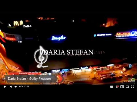 Daria Stefan - Guilty Pleasure On Cut N Dry Talent TV Episode 6 5 Aka 059 Music Television USA