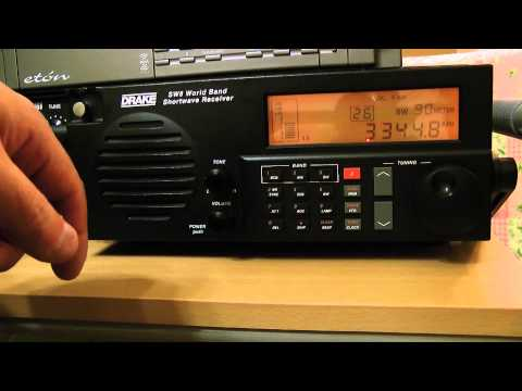 3345kHz Radio Repubblica Indonesia Ternate / Drake SW8