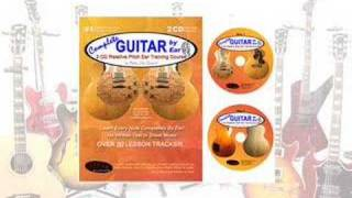 Guitar Lesson Commercial For MJS DVDs Books CDs