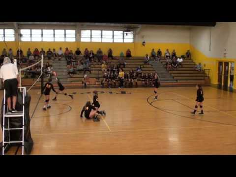 CMS vs William James Volleyball 09132016