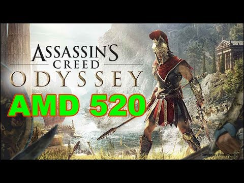 Assassins Creed Odyssey Gaming Amd Radeon 520 Benchmark |