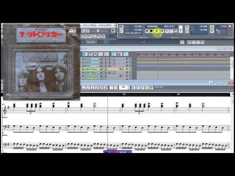 NUTROCKER / Emerson, Lake & Palmer /Piano & Bass