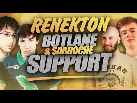 Vidéo d'Alderiate : [FR] ALDERIATE, SARDOCHE, IMSOFRESH - MON SUPPORT EST INCURVÉ