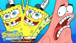 Every Time SpongeBob Gets Cloned!  | SpongeBob