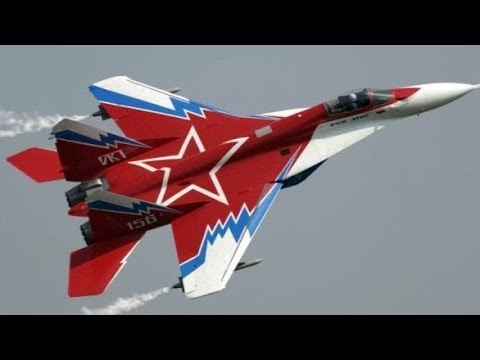 MiG-29M OVT with