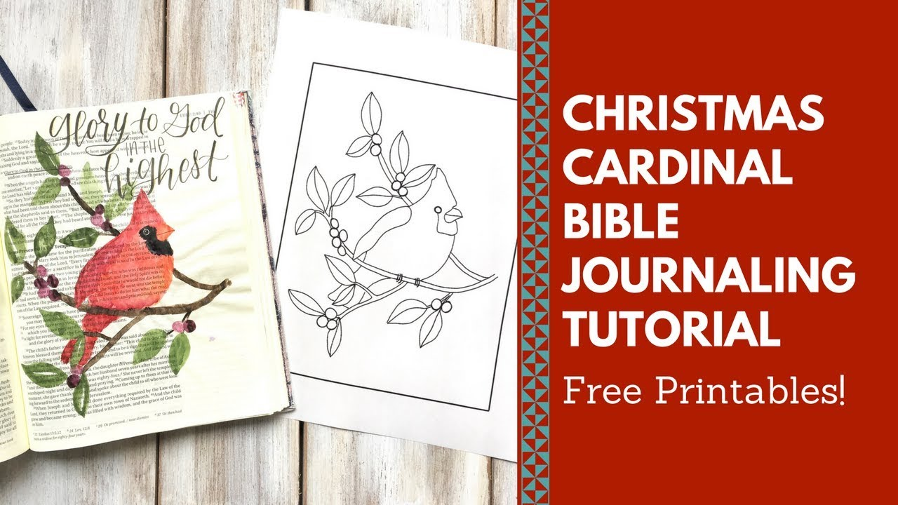 picture relating to Free Printable Pictures of Cardinals named Bible Magazine With Me- Xmas Cardinal Guide and Cost-free Printables