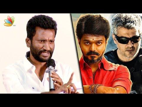Both Ajith & Vijay rejected me : Director Suseenthiran Speech   Nenjil Thunivu Irunthal