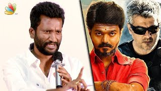 Both Ajith & Vijay rejected me : Director Suseenthiran Speech | Nenjil Thunivu Irunthal