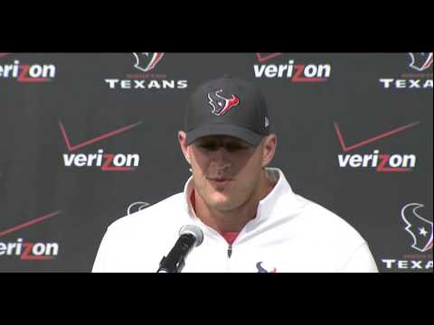 JJ Watt Says He Wants To Prove He Deserves This Deal